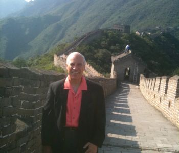 Ohm's Pete Gandolfo Jr on China's Great Wall